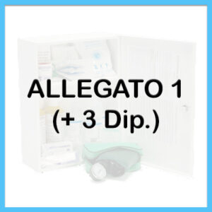 Allegato 1 (+ 3 Dip.)