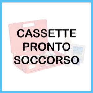 Cassette Pronto Soccorso